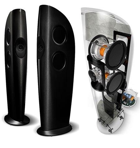 Напольная акустическая система KEF BLADE TWO