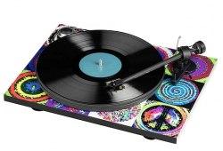Виниловый проигрыватель Pro-Ject Essential III OM10 Ringo Starr Peace & Love