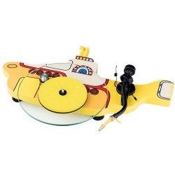 Виниловый проигрыватель Pro-Ject The Beatles Yellow Submarine