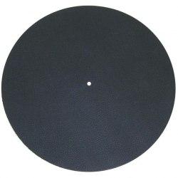 Мат из кожи Pro-Ject Leather It Black