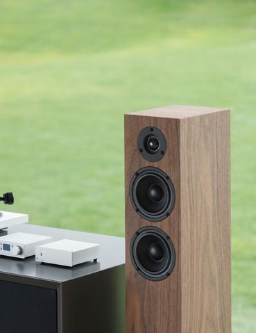 Напольная акустическая система Pro-Ject Speaker Box 10 S2