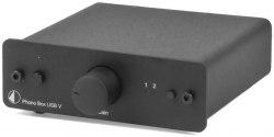 Фонокорректор Pro-Ject Phono Box USB V DC