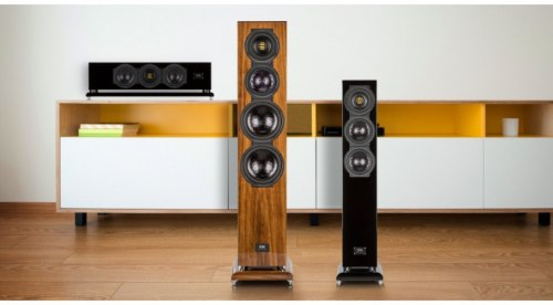 Напольная акустика ELAC FS 509 VX-JET