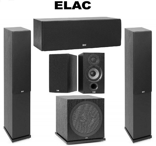 Напольная акустика ELAC Debut F5.2