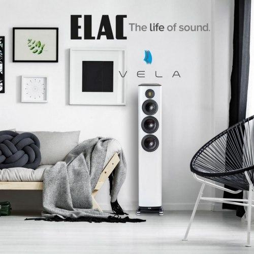 Напольная акустика ELAC Vela FS 409