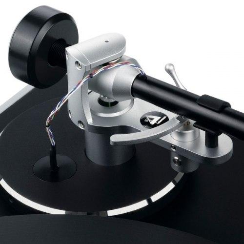 Виниловый проигрыватель Clearaudio Concept MM Black-Silver
