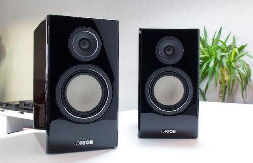 Полочная акустика Canton A 45 BS