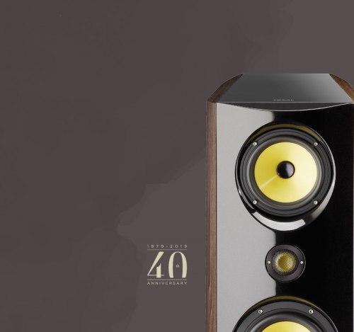 Напольная акустика Focal Spectral 40th