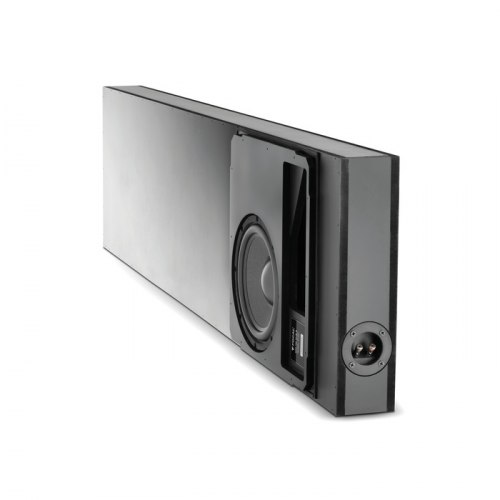 Встраиваемый сабвуфер и усилитель (комплект) Focal 100 IWSUB 8 x 2 + 100 IWSUB 8 Amp