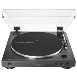 Виниловый проигрыватель Audio-Technica AT-LP60X BT