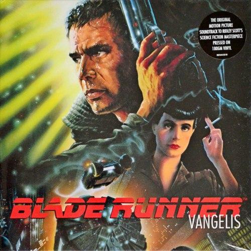 Виниловая пластинка VANGELIS - BLADE RUNNER (180 GR)