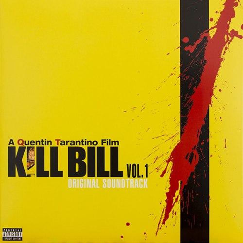 Виниловая пластинка САУНДТРЕК - KILL BILL VOL.1