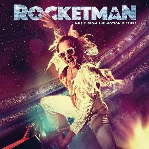 Виниловая пластинка САУНДТРЕК - ROCKETMAN (2 LP)