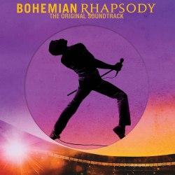 Виниловая пластинка САУНДТРЕК - BOHEMIAN RHAPSODY (QUEEN) (2 LP, PICTURE)