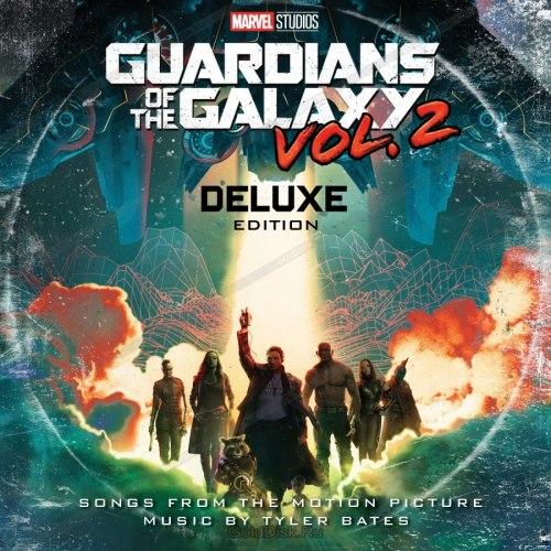 Виниловая пластинка САУНДТРЕК - GUARDIANS OF THE GALAXY VOL.2 - DELUXE (2 LP)
