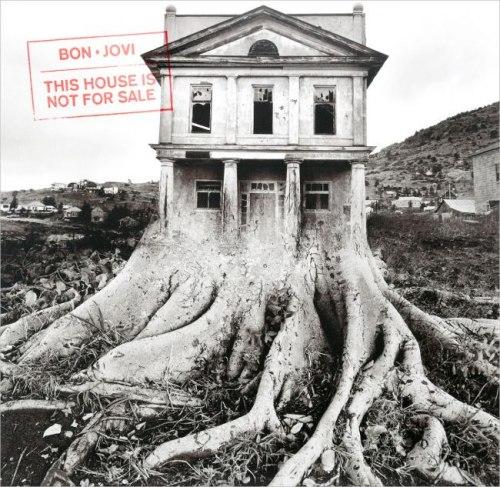 Виниловая пластинка BON JOVI - THIS HOUSE IS NOT FOR SALE