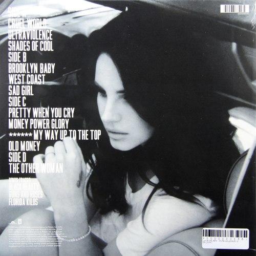 Виниловая пластинка LANA DEL REY - ULTRAVIOLENCE (2 LP, 180 GR)