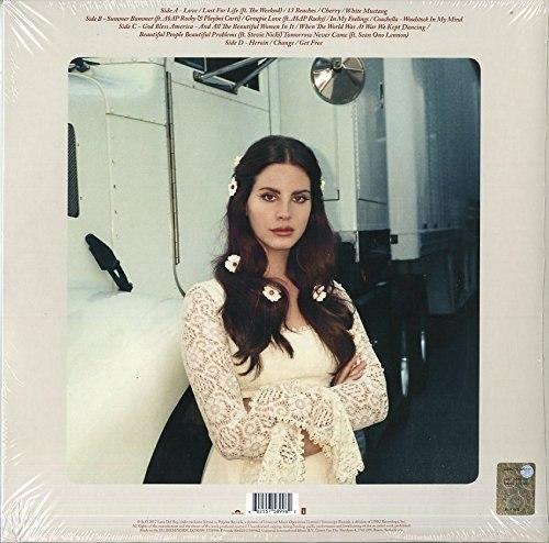 Виниловая пластинка LANA DEL REY - LUST FOR LIFE (2 LP)