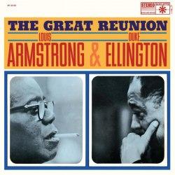 Виниловая пластинка LOUIS ARMSTRONG & DUKE ELLINGTON - THE GREAT REUNION