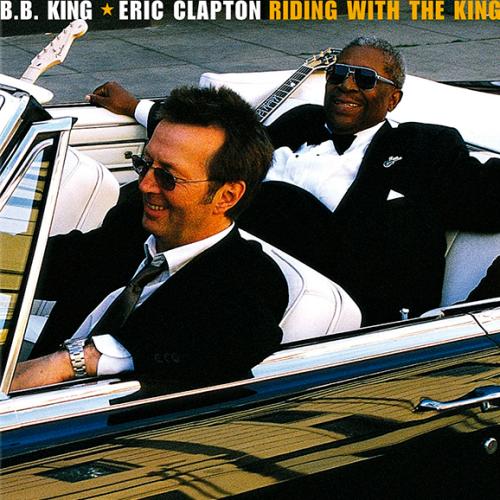 Виниловая пластинка ERIC CLAPTON & B.B. KING - RIDING WITH THE KING (180 GR)