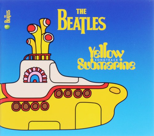 Виниловая пластинка BEATLES - YELLOW SUBMARINE SONGTRACK (GILES MARTIN MIX)