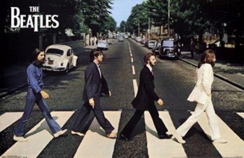 Виниловая пластинка BEATLES - ABBEY ROAD (50 ANNIVERSARY)