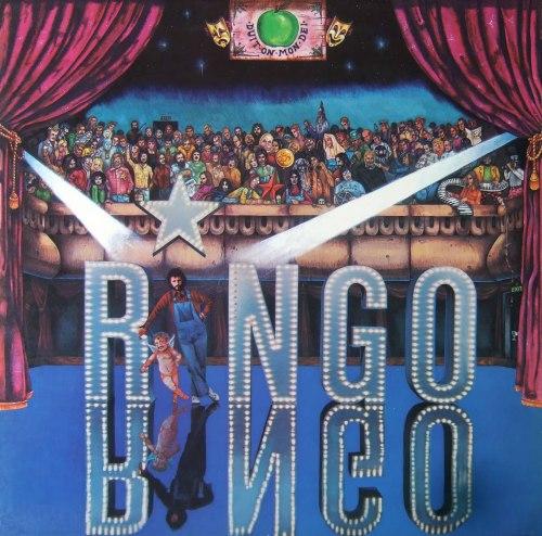 Виниловая пластинка RINGO STARR - RINGO
