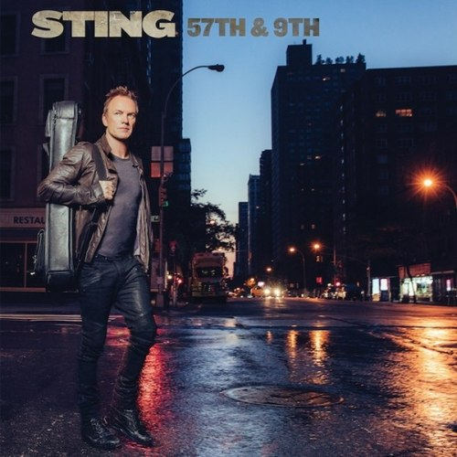 Виниловая пластинка Sting 57th & 9th LP