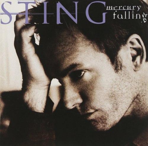 Виниловая пластинка STING - MERCURY FALLING