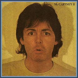 Виниловая пластинка PAUL MCCARTNEY - MCCARTNEY II