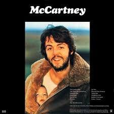 Виниловая пластинка PAUL MCCARTNEY - MCCARTNEY