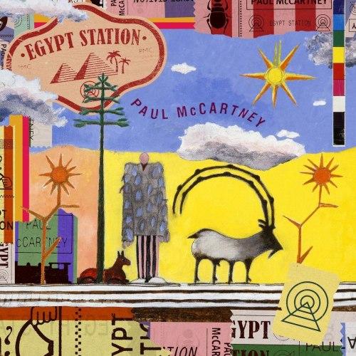 Виниловая пластинка PAUL MCCARTNEY - EGYPT STATION (2 LP)