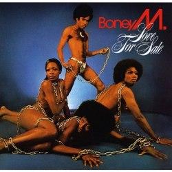 Виниловая пластинка BONEY M. - LOVE FOR SALE