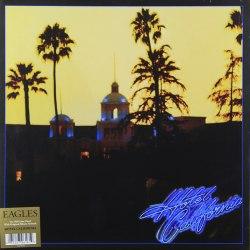 Виниловая пластинка EAGLES - HOTEL CALIFORNIA (180 GR)