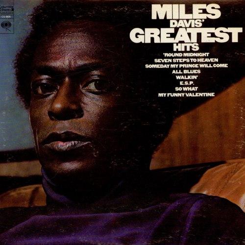 Виниловая пластинка MILES DAVIS - GREATEST HITS (1969)