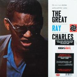 Виниловая пластинка RAY CHARLES - THE GREAT RAY CHARLES (180 GR)