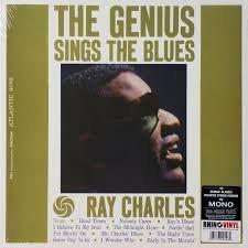 Виниловая пластинка RAY CHARLES - THE GENIUS SINGS THE BLUES (180 GR)