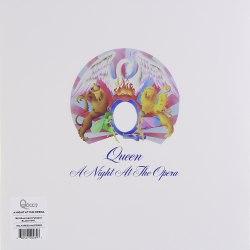 Виниловая пластинка QUEEN - A NIGHT AT THE OPERA (180 GR)