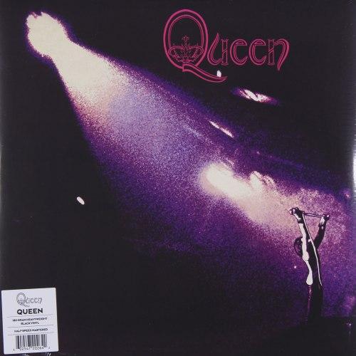Виниловая пластинка QUEEN - QUEEN (180 GR)