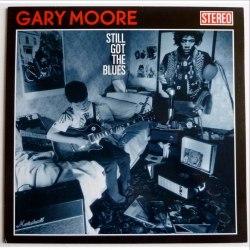 Виниловая пластинка GARY MOORE - STILL GOT THE BLUES
