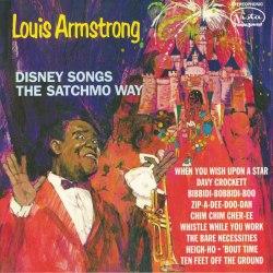 Виниловая пластинка LOUIS ARMSTRONG - DISNEY SONGS THE SATCHMO WAY