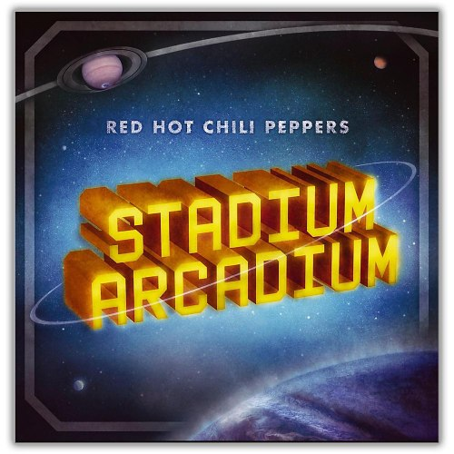 Виниловая пластинка RED HOT CHILI PEPPERS - STADIUM ARCADIUM (4LP)