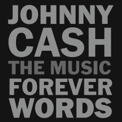 Виниловая пластинка VARIOUS ARTISTS - JOHNNY CASH: FOREVER WORDS (2 LP)