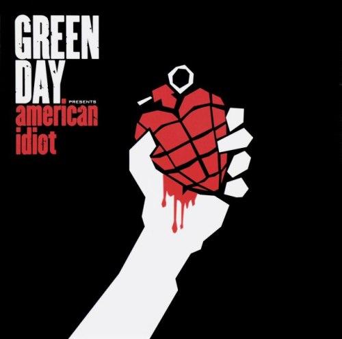 Виниловая пластинка GREEN DAY - AMERICAN IDIOT (2 LP)