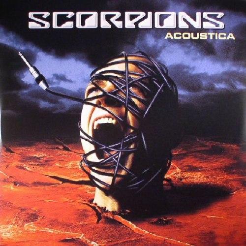 Виниловая пластинка SCORPIONS - ACOUSTICA (2 LP)