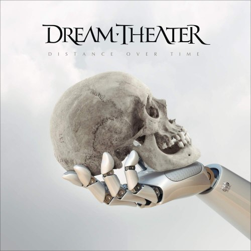 Виниловая пластинка DREAM THEATER - DISTANCE OVER TIME (2 LP+CD)