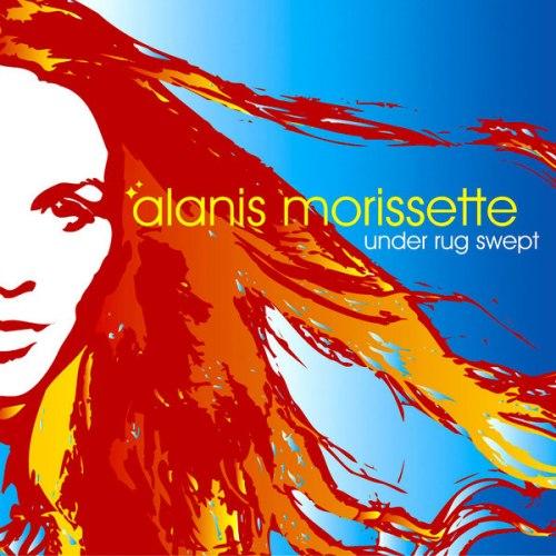 Виниловая пластинка ALANIS MORISSETTE - UNDER RUG SWEPT (180 GR)