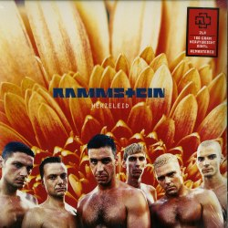 Виниловая пластинка RAMMSTEIN - HERZELEID (2 LP)