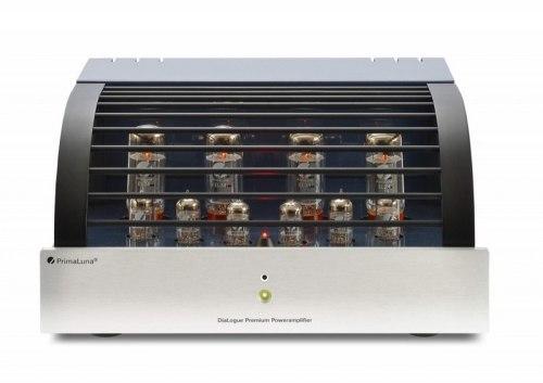 Ламповый усилитель PrimaLuna DiaLogue Premium Stereo/Mono Power Amplifier