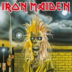 Виниловая пластинка IRON MAIDEN - IRON MAIDEN